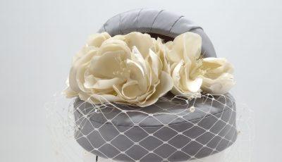 bespoke headwear by sydney milliner Abigail Fergusson